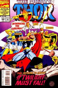 Cover Thumbnail for Thor (Marvel, 1966 series) #472