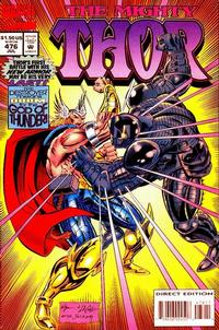 Cover Thumbnail for Thor (Marvel, 1966 series) #476