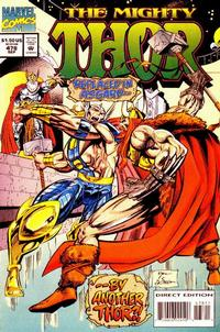 Cover Thumbnail for Thor (Marvel, 1966 series) #478