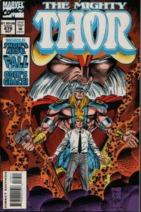 Cover Thumbnail for Thor (Marvel, 1966 series) #479