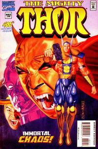 Cover Thumbnail for Thor (Marvel, 1966 series) #482