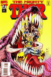 Cover Thumbnail for Thor (Marvel, 1966 series) #487