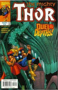 Cover Thumbnail for Thor (Marvel, 1998 series) #3