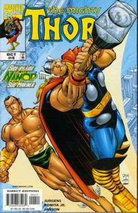 Cover Thumbnail for Thor (Marvel, 1998 series) #4
