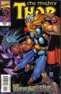 Cover Thumbnail for Thor (Marvel, 1998 series) #5