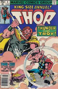 Cover Thumbnail for Thor Annual (Marvel, 1966 series) #8