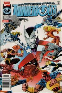 Cover Thumbnail for Thunderbolts (Marvel, 1997 series) #3 [Newsstand]