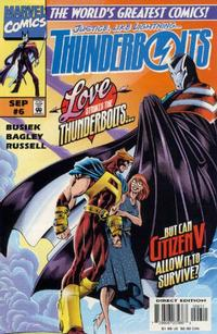 Cover Thumbnail for Thunderbolts (Marvel, 1997 series) #6