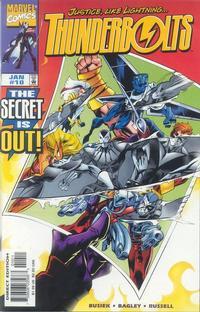 Cover Thumbnail for Thunderbolts (Marvel, 1997 series) #10