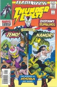Cover Thumbnail for Thunderbolts: Distant Rumblings (Marvel, 1997 series) #-1