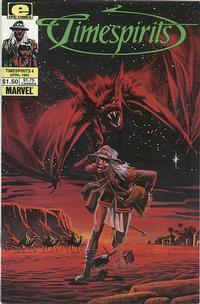 Cover Thumbnail for Timespirits (Marvel, 1984 series) #4