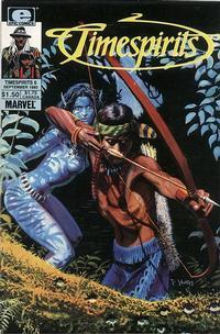 Cover Thumbnail for Timespirits (Marvel, 1984 series) #6