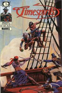 Cover Thumbnail for Timespirits (Marvel, 1984 series) #7