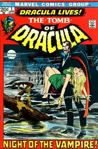 Cover Thumbnail for Tomb of Dracula (Marvel, 1972 series) #1