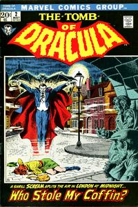 Cover Thumbnail for Tomb of Dracula (Marvel, 1972 series) #2