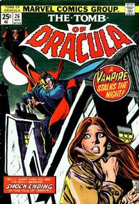 Cover Thumbnail for Tomb of Dracula (Marvel, 1972 series) #26