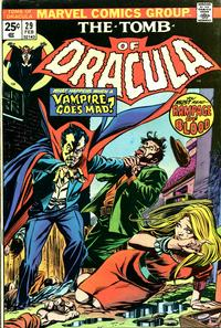 Cover Thumbnail for Tomb of Dracula (Marvel, 1972 series) #29