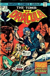 Cover Thumbnail for Tomb of Dracula (Marvel, 1972 series) #31