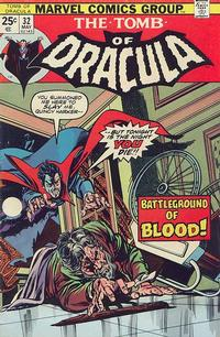 Cover Thumbnail for Tomb of Dracula (Marvel, 1972 series) #32