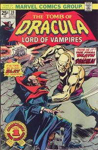 Cover Thumbnail for Tomb of Dracula (Marvel, 1972 series) #39