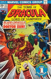 Cover Thumbnail for Tomb of Dracula (Marvel, 1972 series) #42