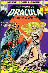 Cover Thumbnail for Tomb of Dracula (Marvel, 1972 series) #43