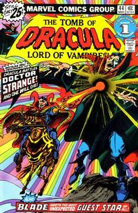Cover Thumbnail for Tomb of Dracula (Marvel, 1972 series) #44