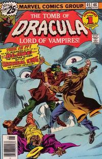 Cover Thumbnail for Tomb of Dracula (Marvel, 1972 series) #45