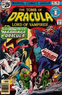Cover Thumbnail for Tomb of Dracula (Marvel, 1972 series) #46