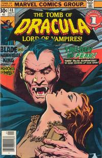 Cover Thumbnail for Tomb of Dracula (Marvel, 1972 series) #48