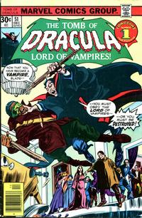 Cover Thumbnail for Tomb of Dracula (Marvel, 1972 series) #51