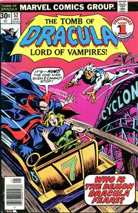 Cover Thumbnail for Tomb of Dracula (Marvel, 1972 series) #52