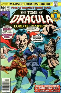 Cover Thumbnail for Tomb of Dracula (Marvel, 1972 series) #53