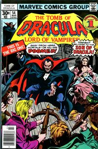 Cover Thumbnail for Tomb of Dracula (Marvel, 1972 series) #54