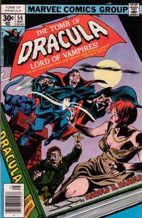 Cover Thumbnail for Tomb of Dracula (Marvel, 1972 series) #56 [Regular Edition]