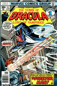 Cover Thumbnail for Tomb of Dracula (Marvel, 1972 series) #57 [30¢]
