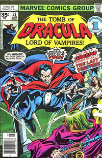Cover Thumbnail for Tomb of Dracula (Marvel, 1972 series) #59 [35¢]