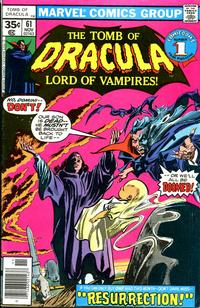 Cover Thumbnail for Tomb of Dracula (Marvel, 1972 series) #61