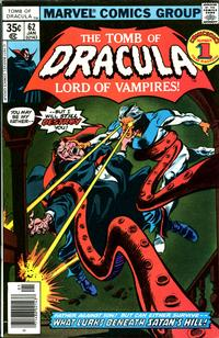 Cover Thumbnail for Tomb of Dracula (Marvel, 1972 series) #62