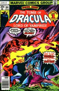 Cover Thumbnail for Tomb of Dracula (Marvel, 1972 series) #64