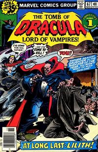 Cover Thumbnail for Tomb of Dracula (Marvel, 1972 series) #67