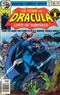 Cover Thumbnail for Tomb of Dracula (Marvel, 1972 series) #68