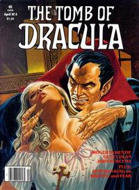 Cover Thumbnail for The Tomb of Dracula (Marvel, 1979 series) #4