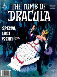 Cover Thumbnail for The Tomb of Dracula (Marvel, 1979 series) #6