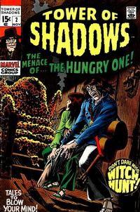Cover Thumbnail for Tower of Shadows (Marvel, 1969 series) #2