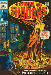 Cover Thumbnail for Tower of Shadows (Marvel, 1969 series) #4