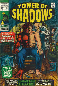 Cover Thumbnail for Tower of Shadows (Marvel, 1969 series) #5
