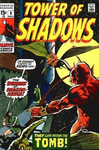 Cover Thumbnail for Tower of Shadows (Marvel, 1969 series) #8