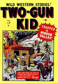 Cover Thumbnail for Two-Gun Kid (Marvel, 1948 series) #9