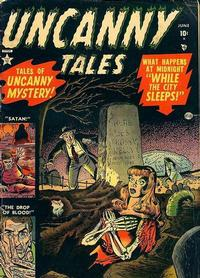 Cover Thumbnail for Uncanny Tales (Marvel, 1952 series) #1